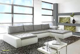 d oration canap canape canape cuir noir et blanc decoration salon d angle cameron