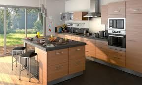 cuisine couleur fin déco cuisine couleur bois 86 denis cuisine couleur