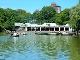 Boat House Loeb Boathouse In Central Park