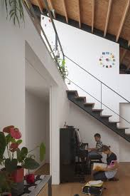Hipped Roof House A Modern Hipped Roof House In Japan Home Design Lover