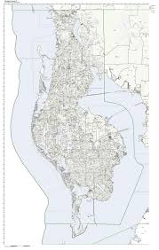Chicago Zip Codes Map by Map Of Pinellas County Zip Codes Zip Code Map