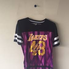 47 off rue 21 tops nba lakers shirt from kennedy u0027s closet on