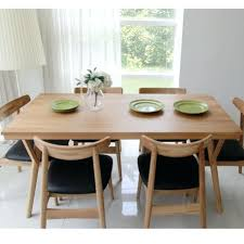 Solid Oak Extending Dining Table And 6 Chairs Real Oak Dining Table U2013 Zagons Co