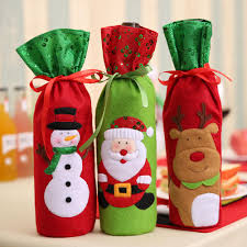 online buy wholesale christmas wine bottle cover from china