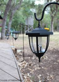 Solar Lights For Patio Outdoor Hanging Solar Lights Hardware Home Improvement