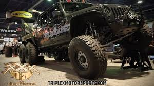 jeep pathkiller the ultimate jeeps of sema youtube