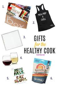 healthy gifts gift guide for healthy cooks fit day