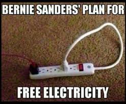 Meme Power - unlimited power bernie sanders know your meme
