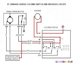 wiper motor schematic windscreen wiper motor rotisserie