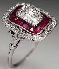Wedding Rings Women by 5 Vintage Ruby Wedding Rings For Women U2013 Lovely Rings