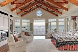Master Bedroom Ideas Vaulted Ceiling 5 Coastal Bedrooms That Will Get You Ready For Vacation Hgtv U0027s