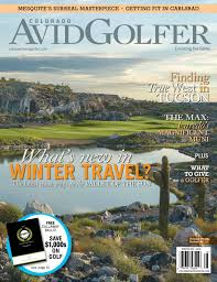 kuni lexus of colorado springs facebook winter 2016 colorado avidgolfer by colorado avidgolfer issuu