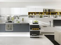 Modern Kitchen Interior Dramatic Illustration Of Modern Kitchen Category Glorious