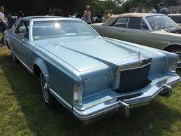 expensive cars names car show classic 1978 continental mark v diamond jubilee edition