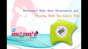 bathtub thermometer floating mothermed baby bath thermometer floating bath toy bathtub and