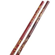 hand painted bamboo poles pier 1 imports collectables