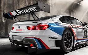bmw motorsport birth of a power on the race tracks the 2016 bmw m6 gt3