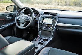 toyota v6 2015 toyota camry xse v6 review autoweb