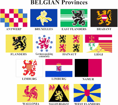 Belgian Flag Bibliography