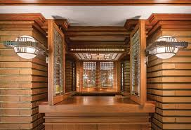 Period Homes Interiors Magazine Restoring Frank Lloyd Wright U0027s Darwin D Martin House Period