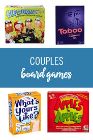 13 games to play during your next couples u0027 game night