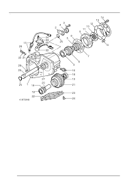 land rover workshop manuals u003e lt230 transfer box u003e transfer box