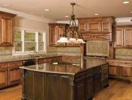 traditional backsplashes for kitchens fresh traditional mansion kitchen orange cabinets with white