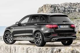 suv mercedes mercedes amg glc 43 367hp amg suv to debut at nyias 2016