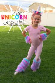 Unicorn Costume Unicorn Costume Diy A And A Glue Gun