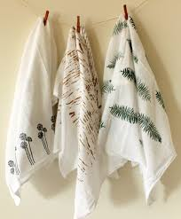 designer kitchen towels diy flour sack towels twine u0026 braids