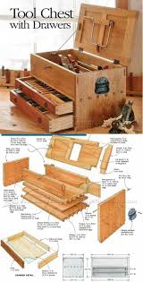 tool chest plans workshop solutions projects tips and tricks