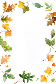 fall border 2 autumn clip and images images on clipartpost