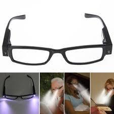 Lighted Reading Glasses Lighted Reading Glasses Ebay