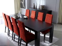 stunning red dining room chairs on small home decoration ideas