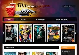film reviews movie blogger template u2022 blogspot templates 2018