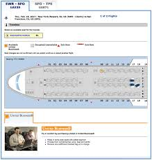 Boeing 777 300er Seat Map Review United 777 300er Business From Newark To Sfo