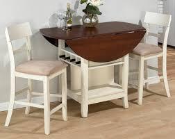 Kitchen Furniture Sets Drop Leaf Kitchen Table Sets 3 Drop Leaf Kitchen Tables For 3