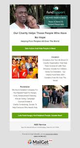 ngo brochure templates 8 best charity email templates for nonprofit organizations ngos