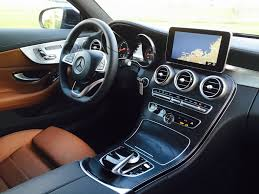 white lexus 2017 interior 2017 mercedes benz c300 4matic coupe better and less costly