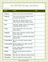 home renovation list template template update234 com template