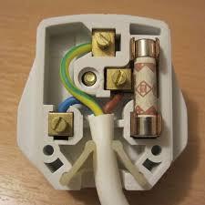 plug wiring colour scheme mrreid org