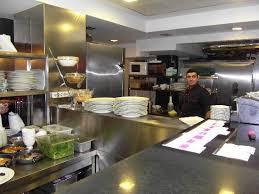 restaurant la cuisine 7 vue de la cuisine picture of 7 thalasses thessaloniki tripadvisor