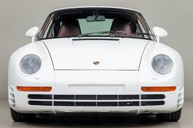custom porsche 959 white canepa porsche 959 with 763hp is the finest of them all