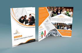 100 z fold brochure template indesign gate fold brochure