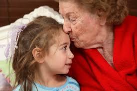 can i get a big sloppy grandma greeting please connie davis