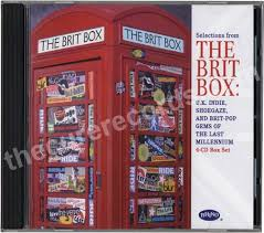 brit box v a selections from the brit box promo only cd r lp united
