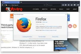 change themes on mozilla firefox 53 brings new graphics engine new themes new site