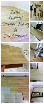 Laminate Flooring Installation Tips Installing Laminate Flooring Transition At Sliding Glass Door