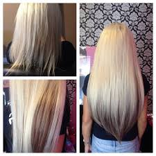 22 inch hair extensions before and after hair extensions bethany kaaay