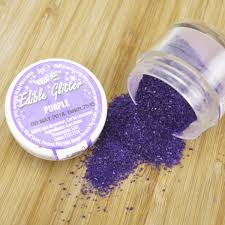 where to find edible glitter rainbow dust purple glitter the edible glitter range